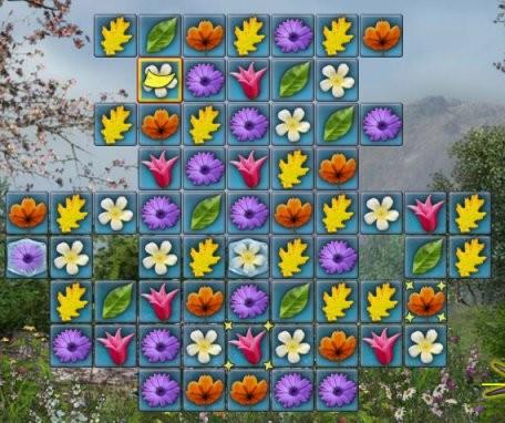 Игра Цветочная долина