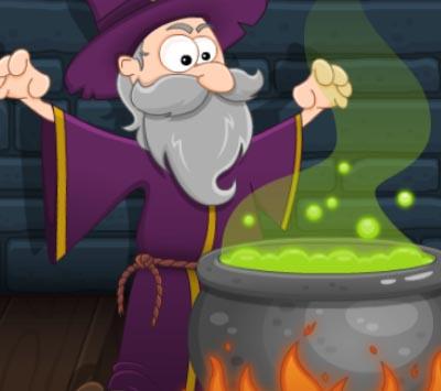 Алхимик: магия