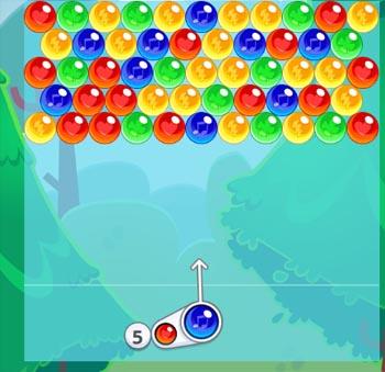 Шарики пузырики