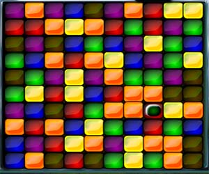 Кубики три в ряд