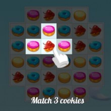 Три Печенья 2